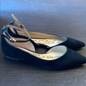 Sam Edelman black ballerina flats Sz 5.5